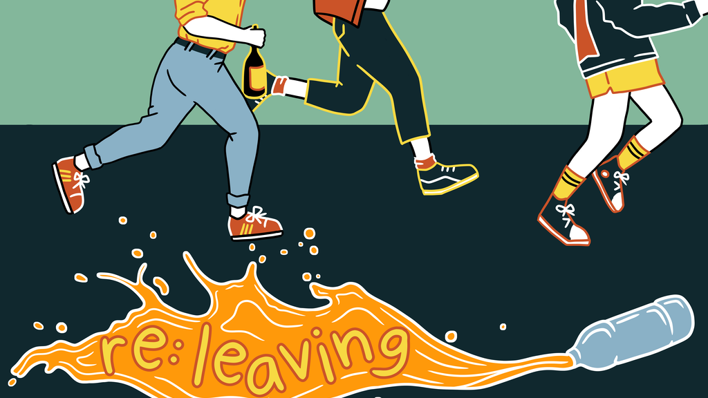 re: leaving | A Film About Queerness, Belonging & Tonic Wine project video thumbnail