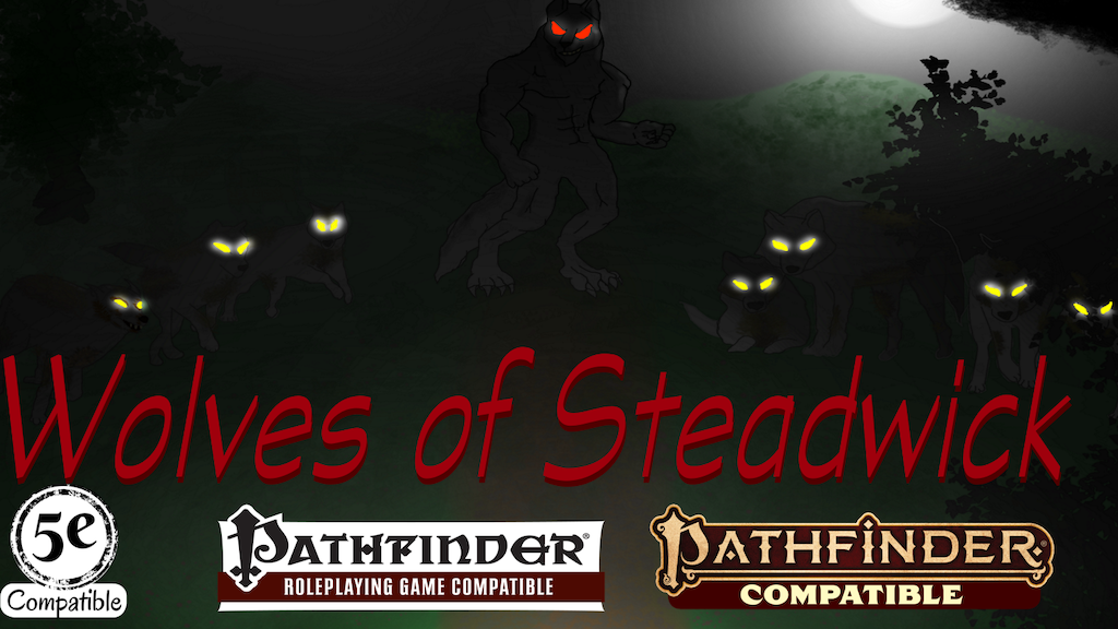 The Wolves of Steadwick project video thumbnail