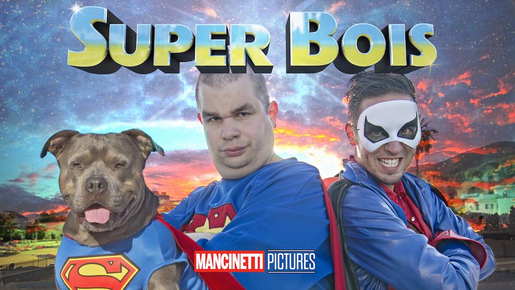 Super Bois project video thumbnail