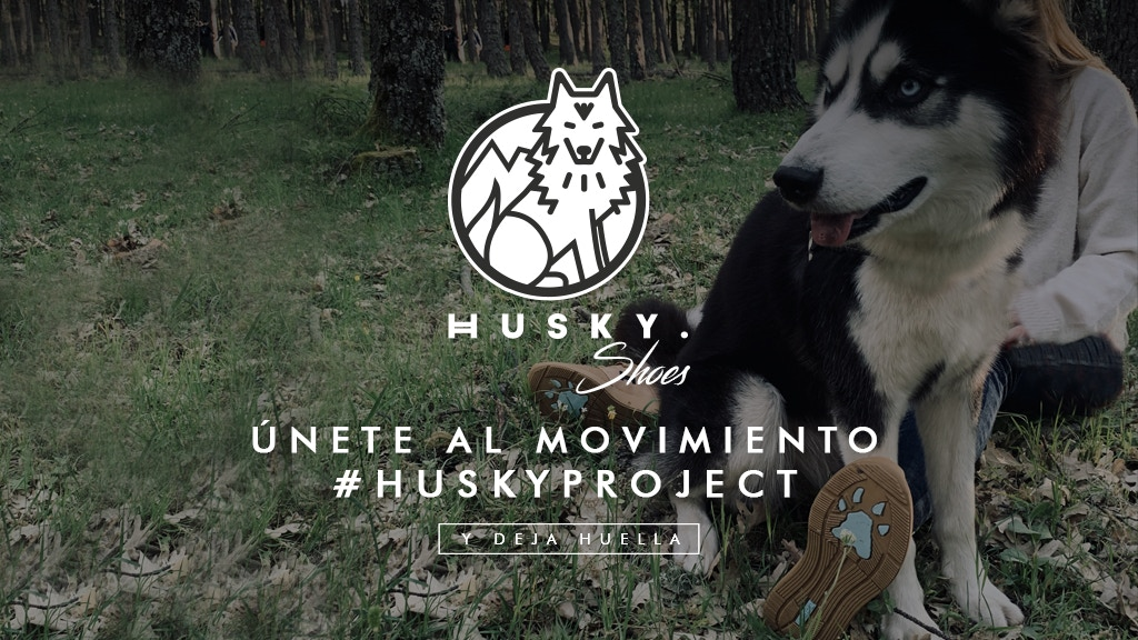 HUSKY SHOES, change the rules project video thumbnail
