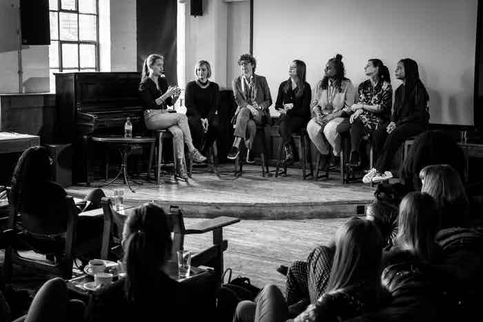 shesaid.so event - Gender Issues in the Music Business
