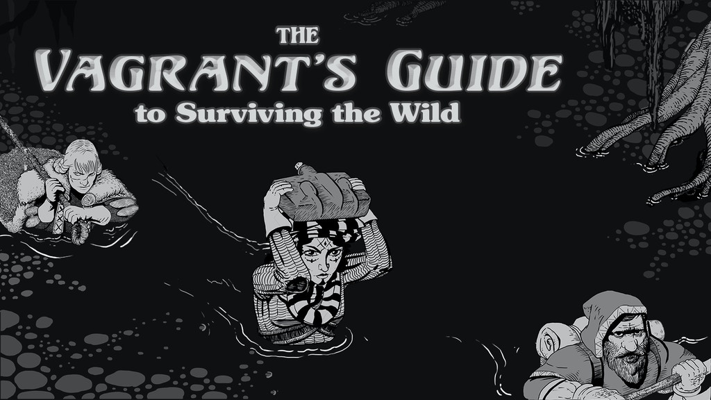 The Vagrant's Guide to Surviving the Wild project video thumbnail
