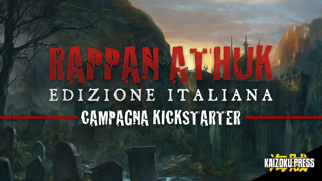RAPPAN ATHUK - Completamente in Italiano per D&D V project video thumbnail