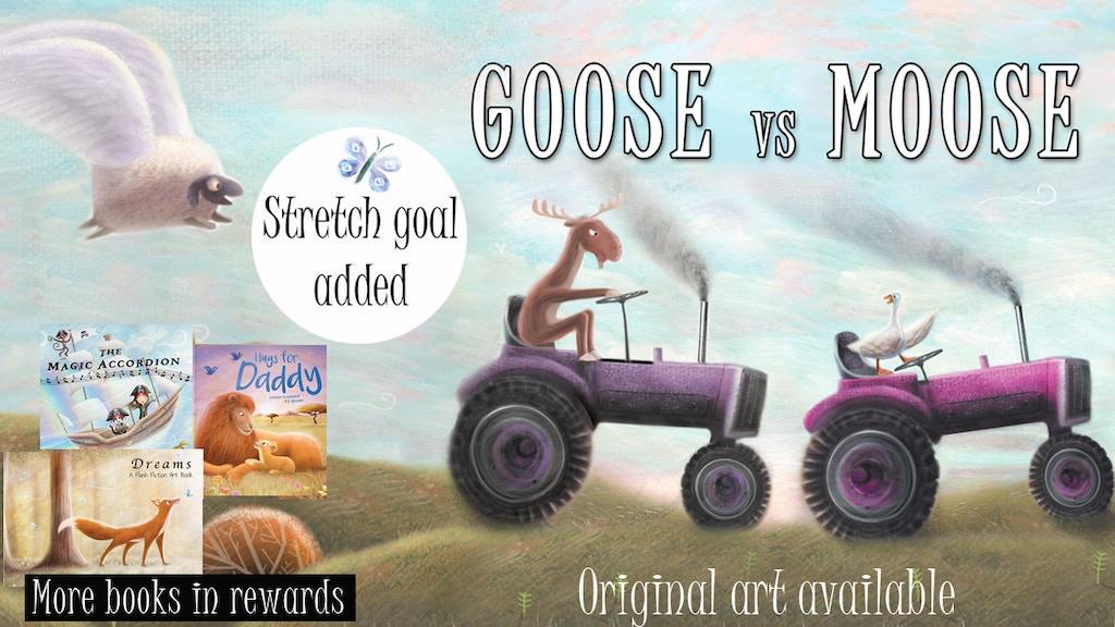 Goose Vs Moose project video thumbnail