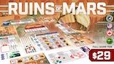 Ruins of Mars - Strategic Board Game (60-90 min, 2-4 player) thumbnail