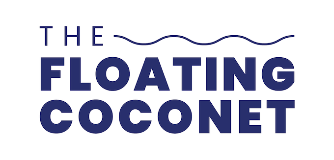 Floating Coconet: cleaning plastic rivers.
