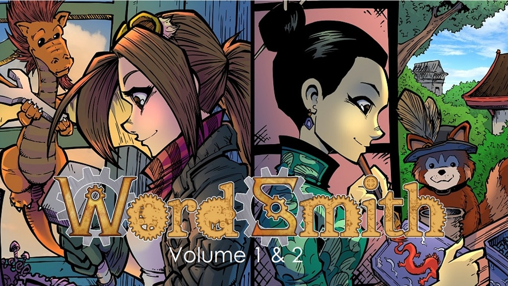 Word Smith - Volume 1 & 2 - The Competition project video thumbnail