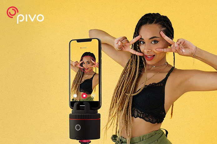 Sensationalize your smartphone photography with a genius little pod ⚡️ 360°   Auto-Tracking   ManyMe   DoubleTake   Tiny Planet   &More