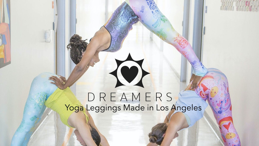 DREAMERS Yoga | Buy A Pair, Support A Teacher project video thumbnail