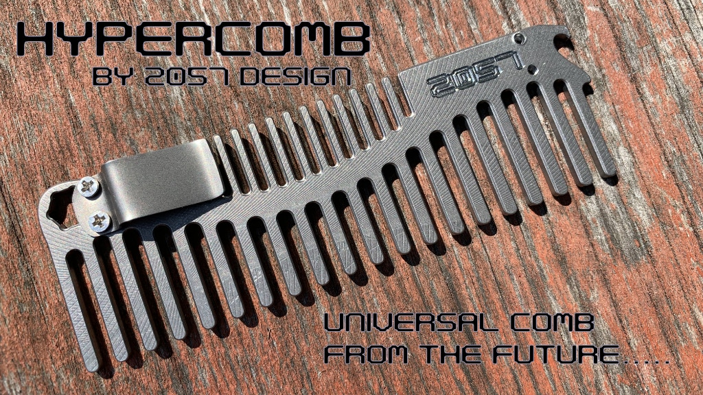 The Comb You'll NEVER Want to Travel the Universe Without!