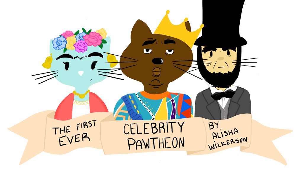 Celebrity Pawtheon project video thumbnail