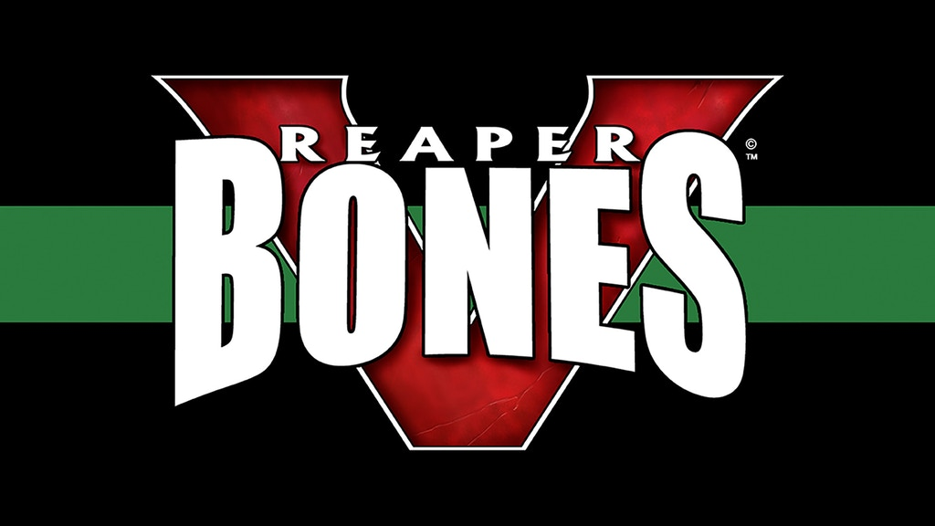 Reaper Miniatures Bones 5: Escape from Pizza Dungeon project video thumbnail