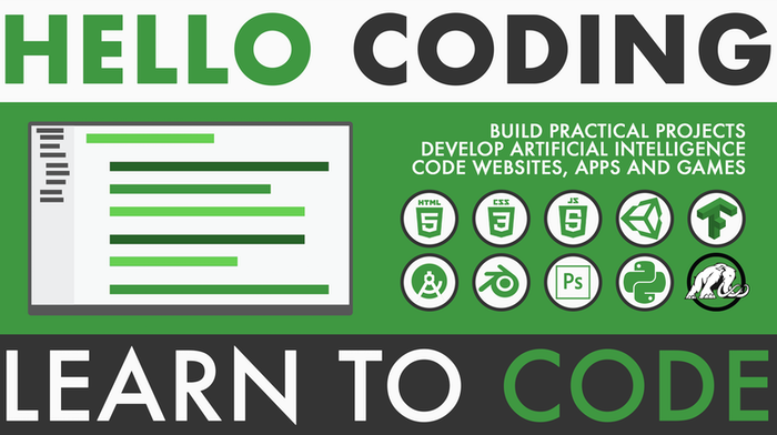Learn web, app, and game development with our online courses.