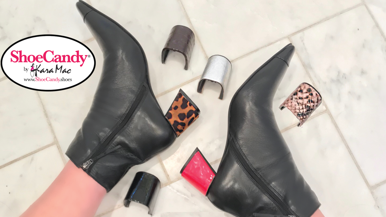 The BOHO BOOT with Instantly Swappable Heel Covers. Own 1 Boot- Wear Many Looks There's still a little time to Pre Order at discounted rates. Click the link below-----