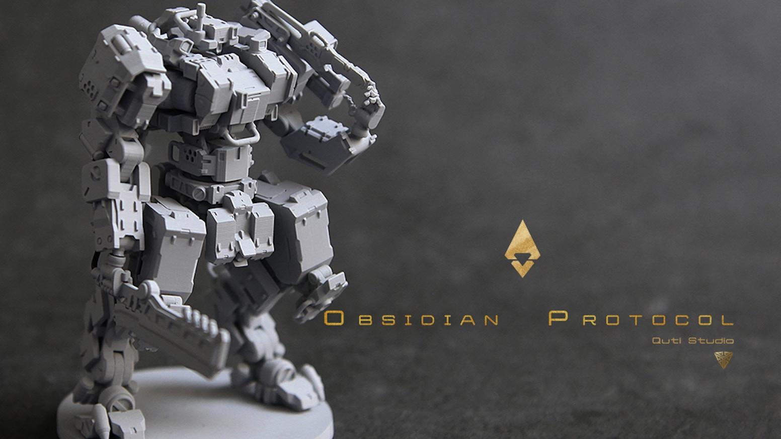 Obsidian Protocol
