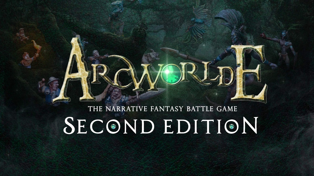 Update 31: The Dragon is coming... · ArcWorlde: Second Edition