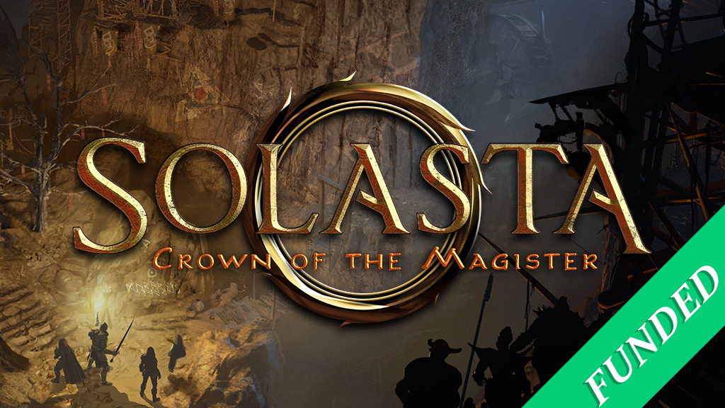Solasta: Crown of the Magister project video thumbnail