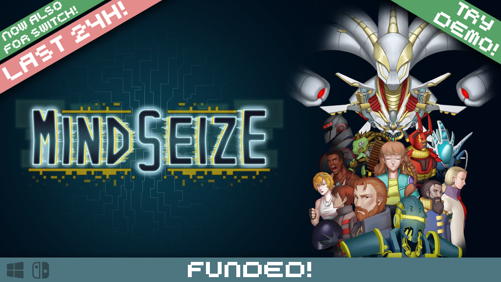 MindSeize project video thumbnail