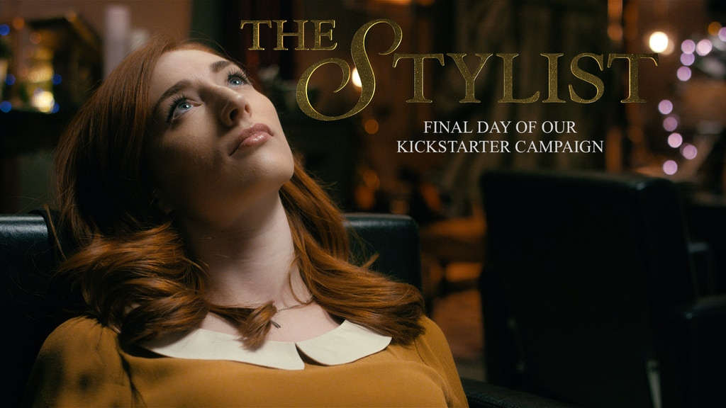 THE STYLIST: a horror feature film project video thumbnail