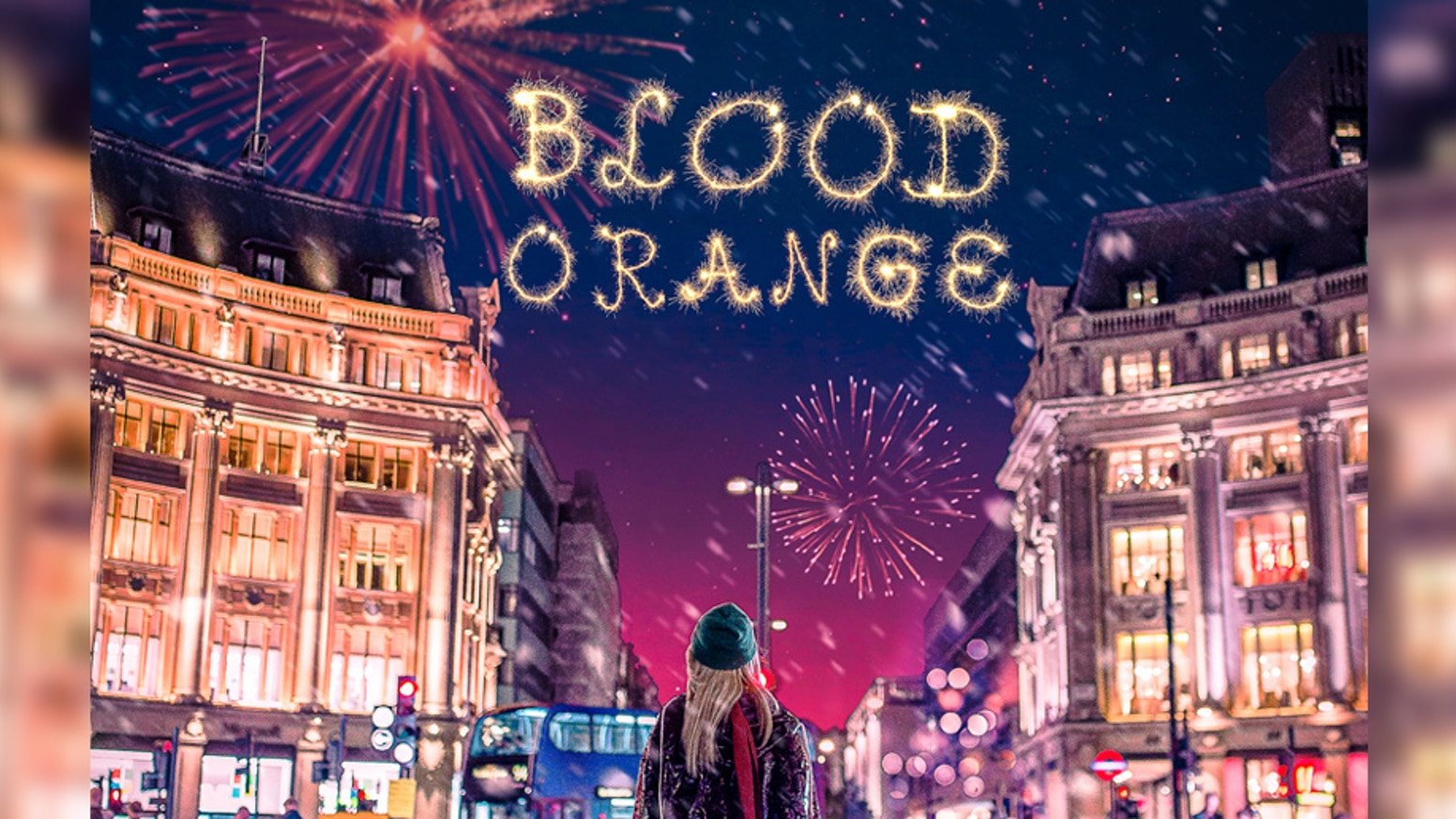 BLOOD ORANGE is a new one woman play, exploring themes of love, loss and childhood trauma through the eyes of a junior doctor in A&E