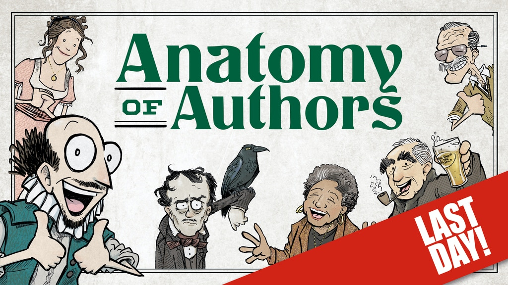 Anatomy of Authors project video thumbnail