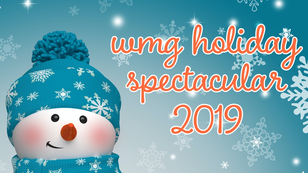 WMG Holiday Spectacular 2019 project video thumbnail