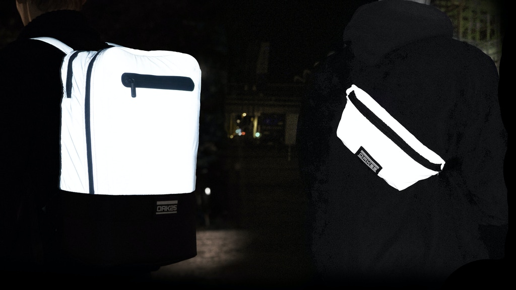 The Luminant Bag - the reflective Backpack project video thumbnail