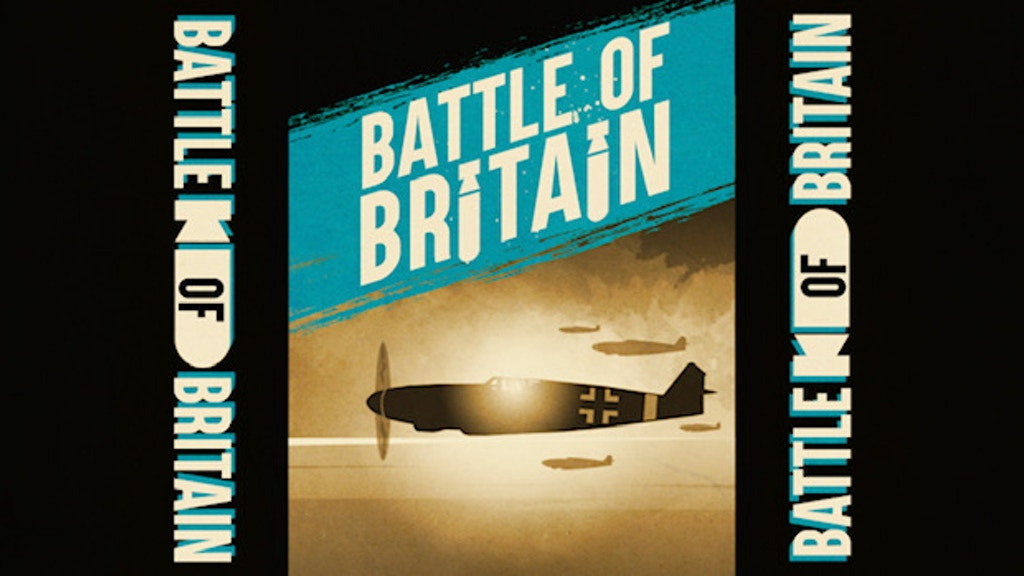 Project image for BATTLE OF BRITAIN POCKET CARD GAME