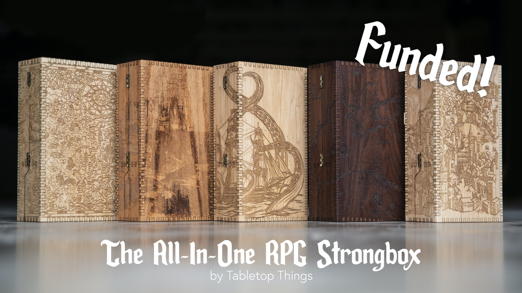 The All-In-One RPG Strongbox project video thumbnail