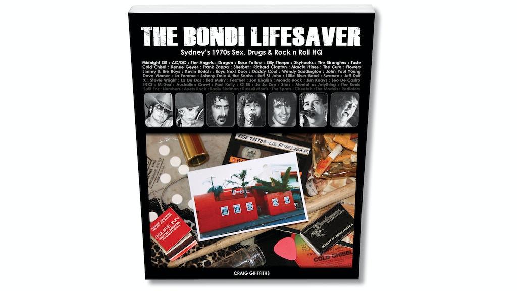 Project image for THE BONDI LIFESAVER BOOK