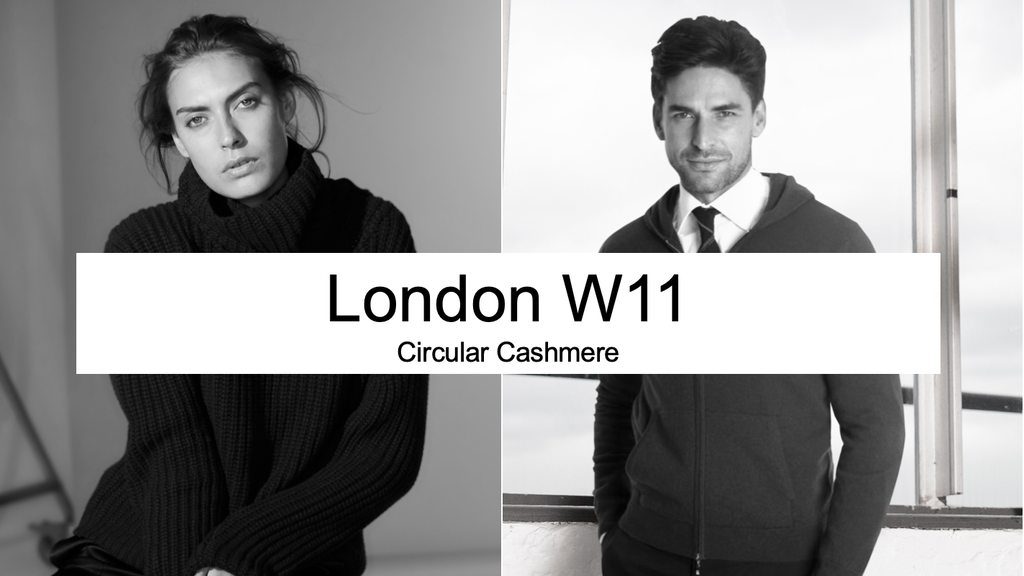 London W11 - Circular Cashmere project video thumbnail