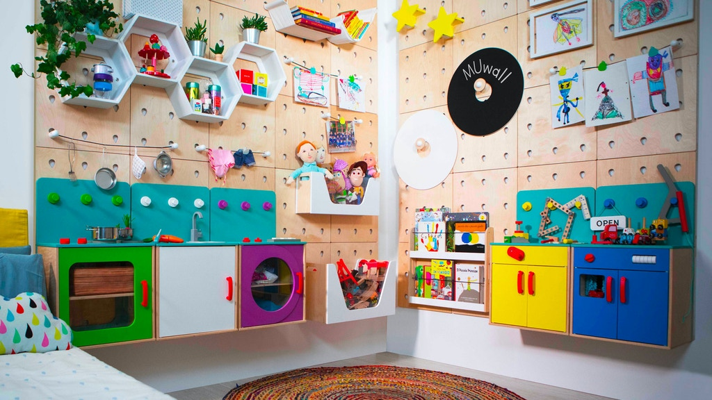 MUwall: your Kid's Room Reimagined! project video thumbnail