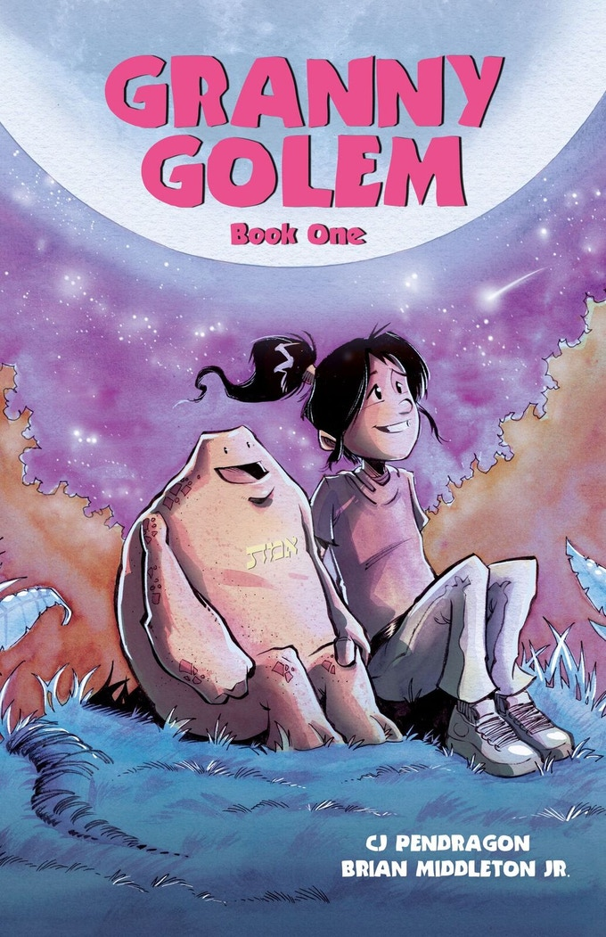 Granny Golem: Book One