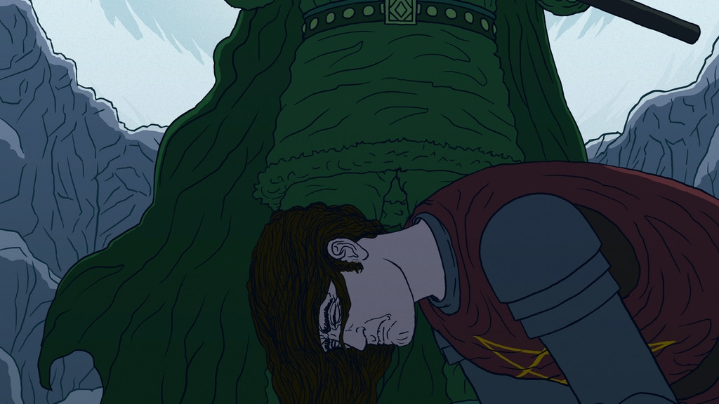 Gawain and the Green Knight - take two? project video thumbnail