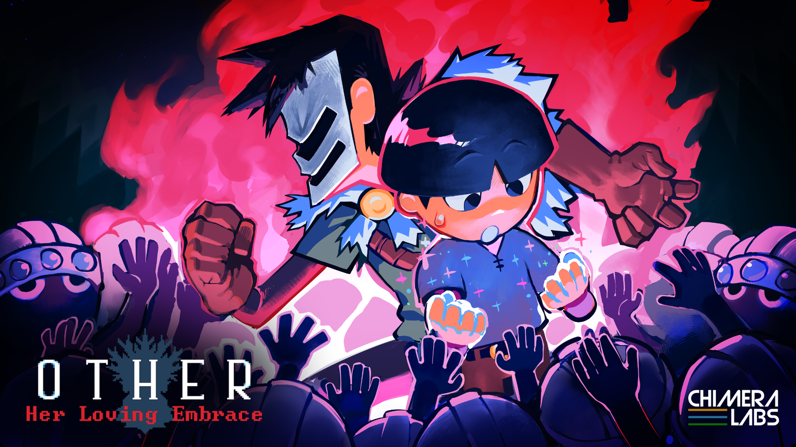 A stylish turn-based/platformer RPG! Uncover the secrets of a town besieged by the supernatural!