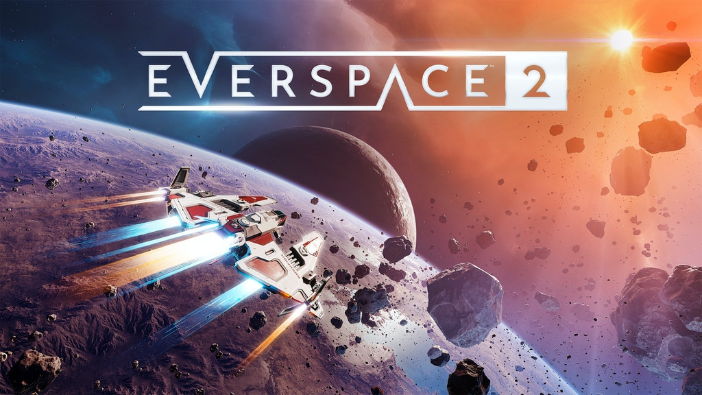EVERSPACE 2 project video thumbnail