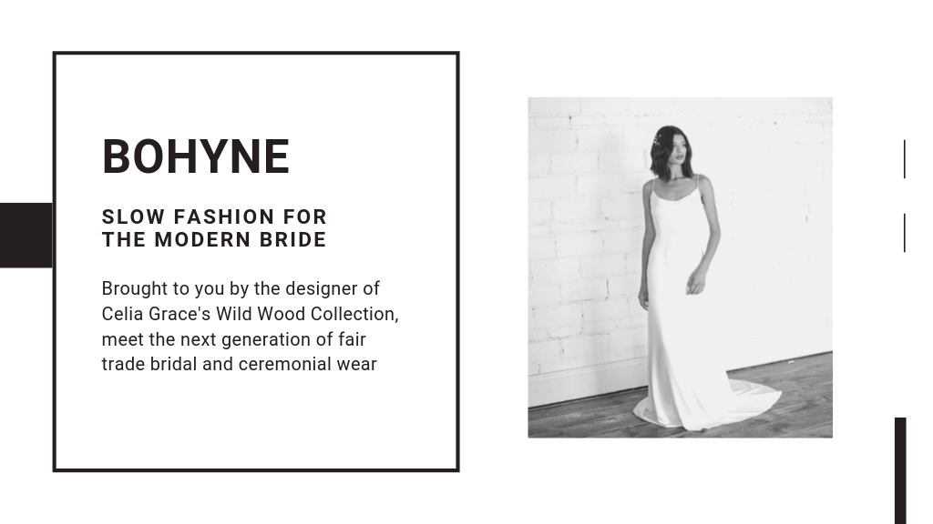 Project image for Bohyne Bridal Kickstarter