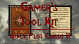 Quick Plots RPG Cards part II thumbnail