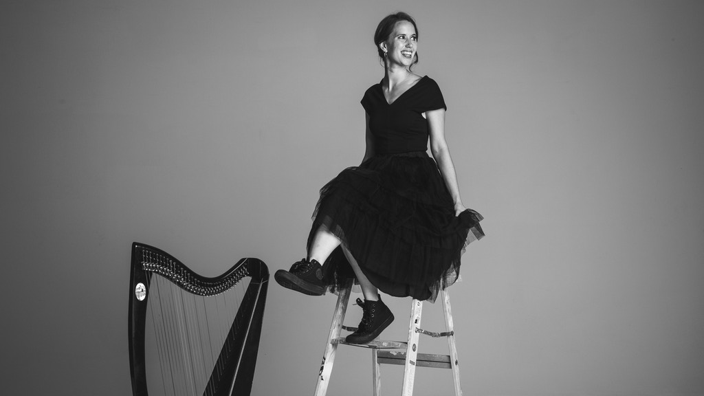 Maeve Gilchrist: The Harpweaver project video thumbnail