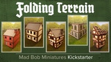 Folding Terrain by Mad Bob Miniatures thumbnail