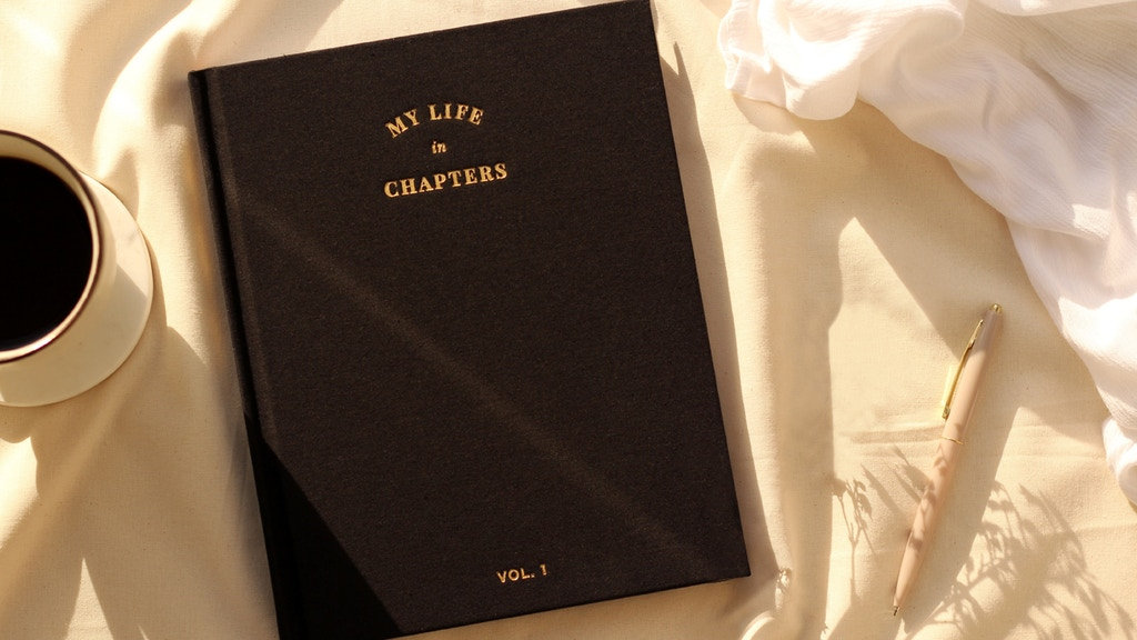 My Life in Chapters: A Journal For Life project video thumbnail