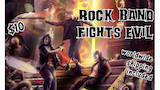 Rock Band Fights Evil tabletop microgame thumbnail