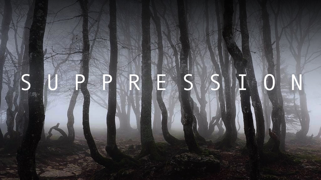 SUPPRESSION (horror-thriller feature film) project video thumbnail