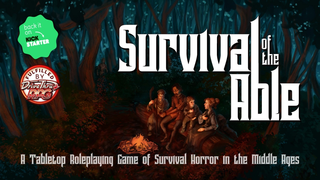 Project image for Survival of the Able