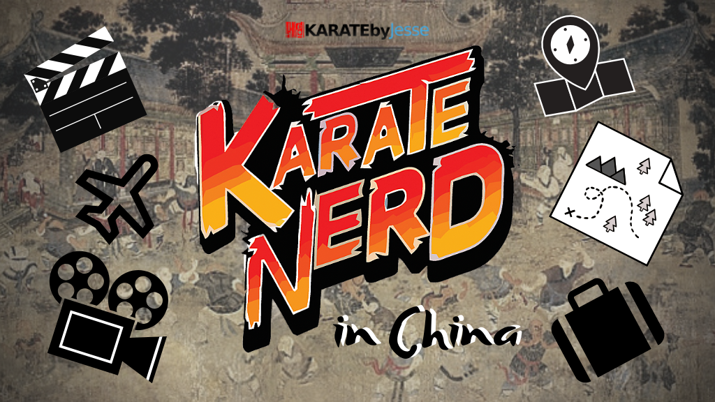 Karate Nerd in China project video thumbnail