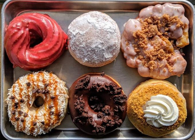 Crave Doughnuts Shop