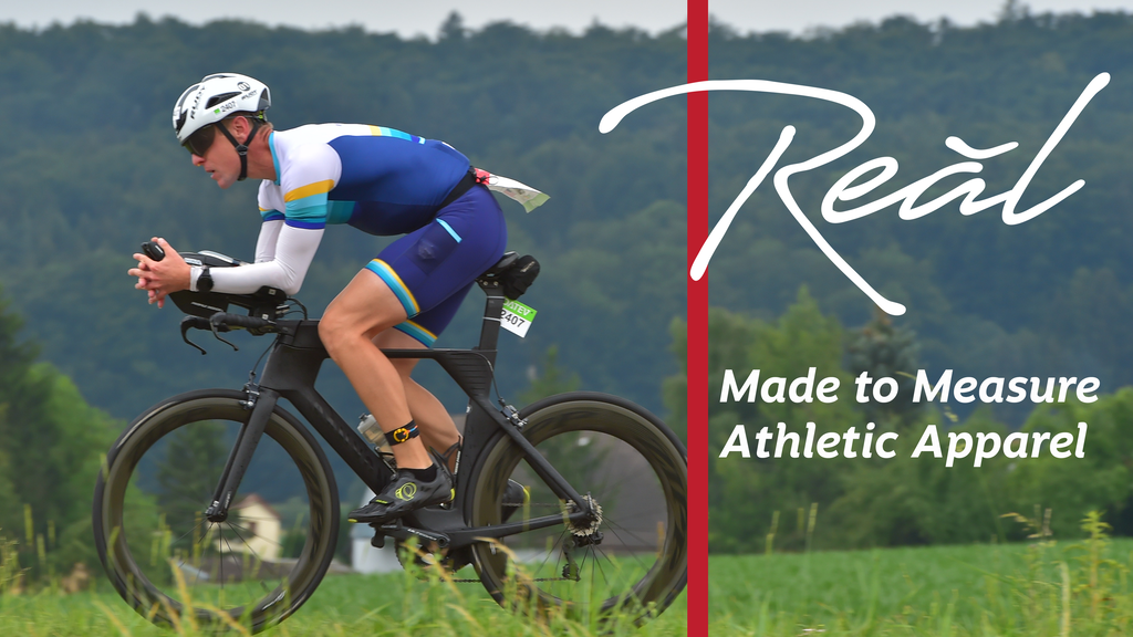 Reāl - Made To Measure Triathlon + Cycling + Running Apparel project video thumbnail