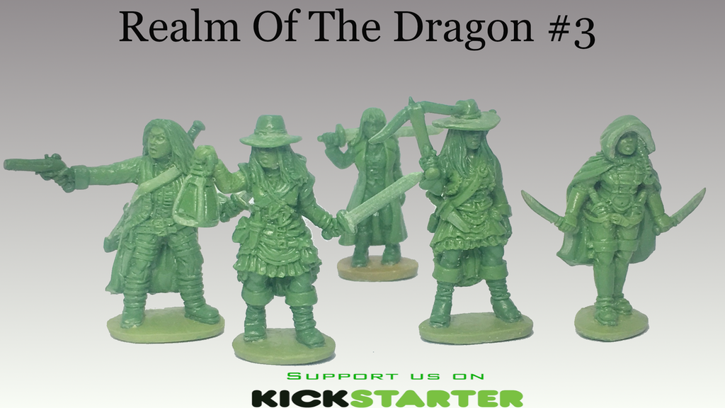 Realm of the dragon #3 project video thumbnail