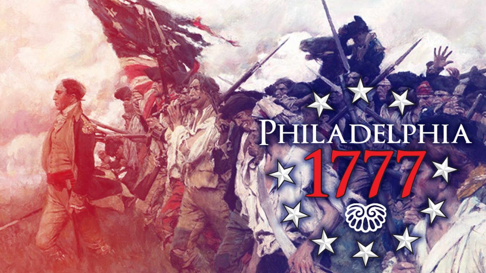 Volume IV in the Campaigns of the American Revolution series.  Can the British take Philadelphia?  Can you as Washington stop them?