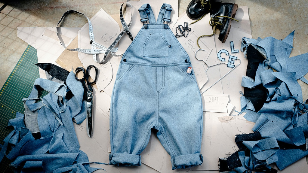 Offcuts to overalls, the future is eco-denim | Shapeshifter project video thumbnail